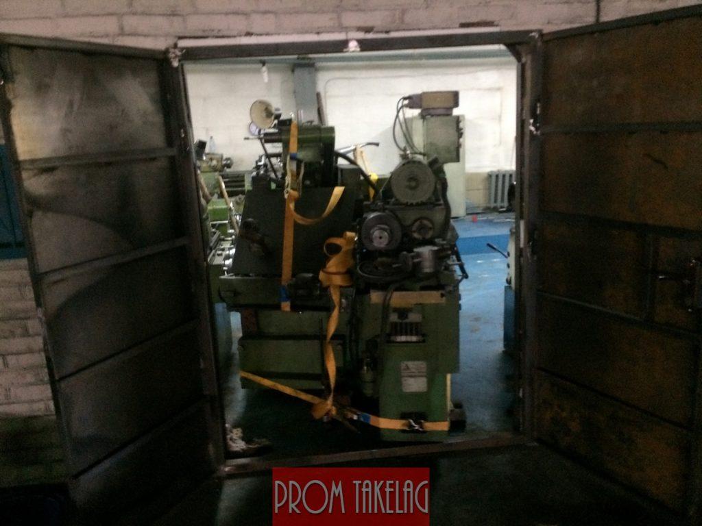 Перевозка и монтаж плоскошлифовального станка