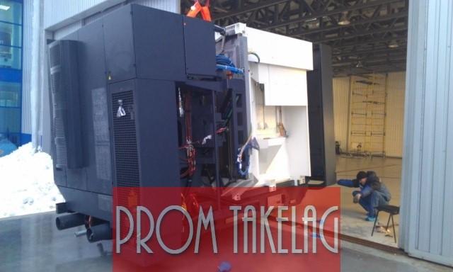 Установка оборудования на верталетном проиозводстве